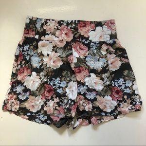 Talula Floral Shorts Size XS